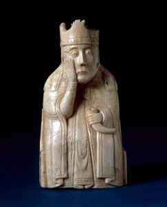 Lewis chess piece