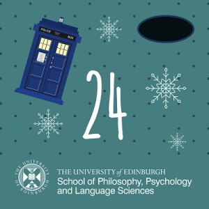 24 - Time travel beyond the TARDIS advent calendar