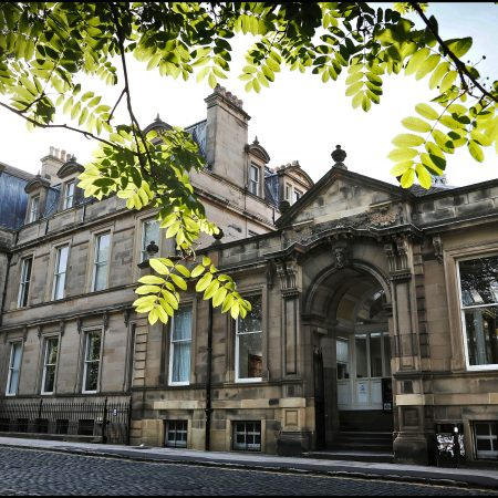 University of Edinburgh Psychology Building