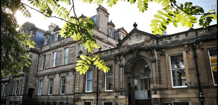 University of Edinburgh Psychology Building