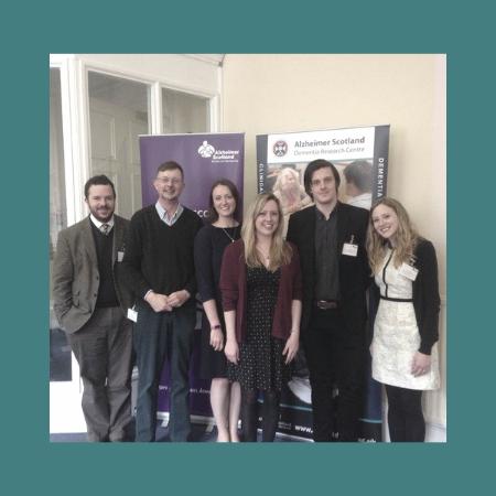 Alzheimer Scotland Dementia Research Centre members